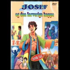 Josef Og Den Farverige Kappe