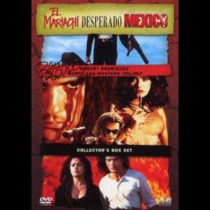 El Mariachi + Desperado + Once Upon A Time In Mexico  -  3 disc