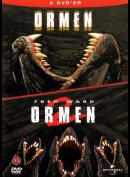 Ormen + Ormen 2 (Tremors 1 + 2)  -  2 disc