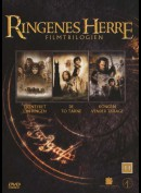 Ringenes Herre Filmtrilogien  -  3 disc