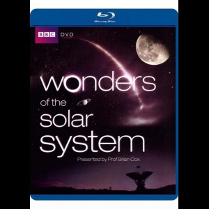-5165 Wonders Of The Solar System (KUN ENGELSKE UNDERTEKSTER)