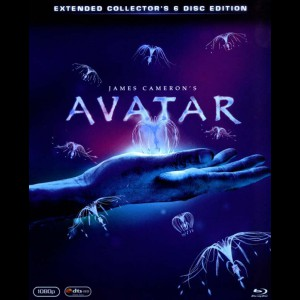 -5926 Avatar  -  6 disc Extended Collectors Edition