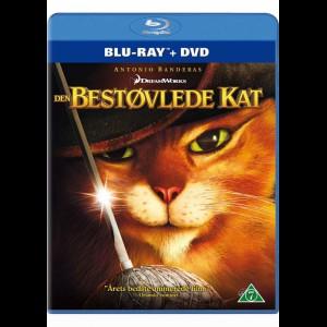 Den Bestøvlede Kat (Puss In Boots) (KUN BLU-RAY)