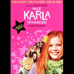 Karla: Hele Samlingen  -  3 disc (Karla: Hele Samlingen)