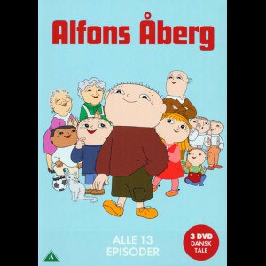 Alfons Åberg 1-3
