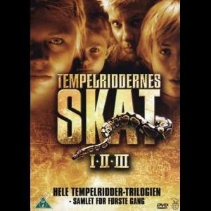Tempelriddernes Skat 1-3