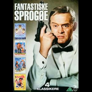 Fantastiske Sprogø Boks  -  4 disc