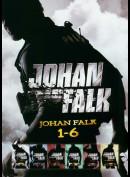 Johan Falk 1-6  -  6 disc