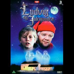 Ludvig Og Julemanden  -  3 disc