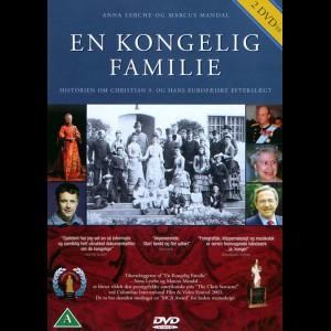 En Kongelig Familie  -  2 disc