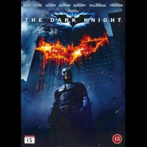 -4091 Batman: The Dark Knight (KUN ENGELSKE UNDERTEKSTER)