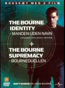 Bourne box - 2 disc