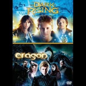 The Dark Is Rising + Eragon  -  2 disc