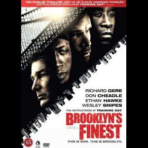 u3134 Brooklyns Finest (UDEN COVER)