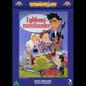 u12544 Lykkens Musikanter (UDEN COVER)