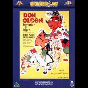 u11209 Don Olsen Kommer Til Byen (UDEN COVER)