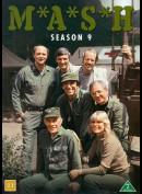 M.A.S.H.: sæson 09 (3-disc)