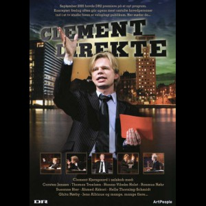u3227 Clement Direkte  -  2 disc (UDEN COVER)