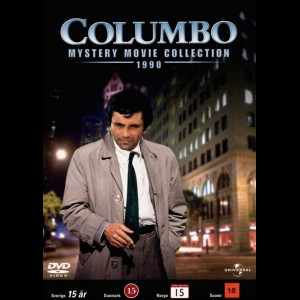 u15824 Columbo: Sæson 9 (Movie Collection 1990) (UDEN COVER)