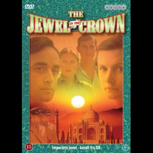The Jewel In The Crown  -  5 disc (Imperiets Juvel)