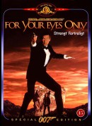 For Your Eyes Only (Strengt Fortroligt)