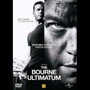 u12441 The Bourne Ultimatum (UDEN COVER)