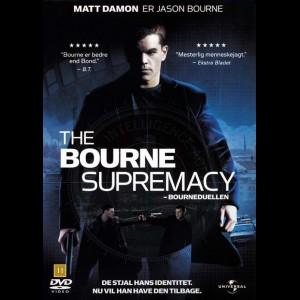 u5355 The Bourne Supremacy (UDEN COVER)