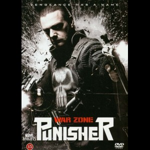 u3290 Punisher: War Zone (UDEN COVER)