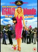 Legally Blonde (Blondinens Hævn)