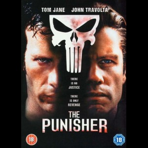 u14284 The Punisher (UDEN COVER)
