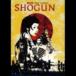u10117 Shogun  -  5 disc (UDEN COVER)