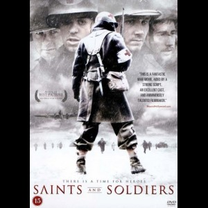 u10702 Saints And Soldiers (UDEN COVER)