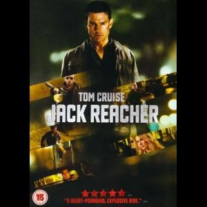 u13007 Jack Reacher (UDEN COVER)