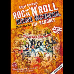 u3437 Rock n Roll High School (UDEN COVER)