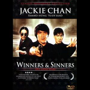 u3438 Winners & Sinners (UDEN COVER)