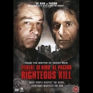 u14848 Righteous Kill (UDEN COVER)