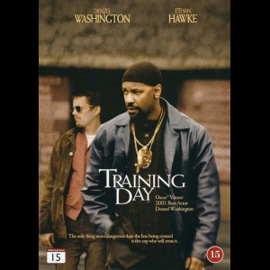u16588 Training Day (UDEN COVER)