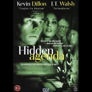 u9945 Hidden Agenda (1998) (UDEN COVER)