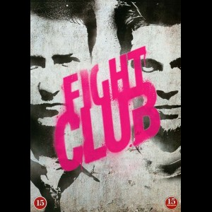 u14272 Fight Club (UDEN COVER)