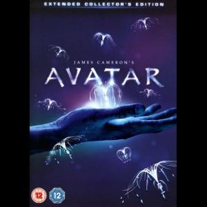 u16680 Avatar: Extended Edition  -  3 disc (UDEN COVER)