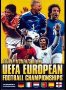 Golden Moments Of The Uefa European Football Championships  -  2 disc