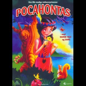 u16203 Pocahontas (1994) (UDEN COVER)