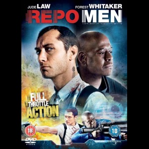 u15525 Repo Men (2010) (Jude Law) (UDEN COVER)