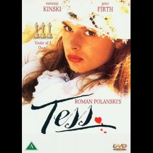 u14386 Tess (1979) (UDEN COVER)