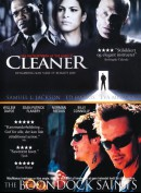 Cleaner + The Boondock Saints  -  2 disc