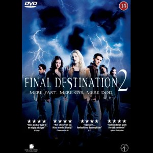 -4851 Final Destination 2 (KUN ENGELSKE UNDERTEKSTER)
