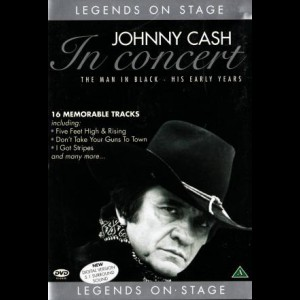 Legends On Stage: Johnny Cash