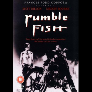 Rumble Fish (Motorcykeldrengen)