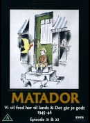 Matador 11 (Eps. 21+22)
