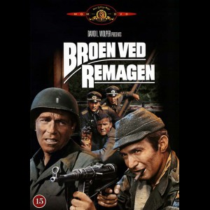 Broen Ved Remagen (The Brige At Remagen)